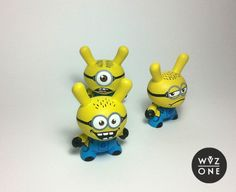 Minions Dunnys by WuzOne