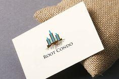 Root Condo by legendlogo on @creativemarket