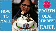 simple easy frozen olaf elsa birthday cake design ideas recipes homemade for kids girls boys Happy Birthday Papa Cake, Easy Kids Birthday Cakes, Olaf Birthday Cake, Simple Birthday Cake Designs, Cake Designs For Girl, Simple Cake Designs, Birthday Cake Girls, Elsa Birthday, Homemade Birthday