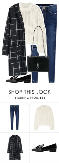 """Sin título #2382"" by marianam97 ❤ liked on Polyvore featuring 3.1 Phillip Lim, Chicwish, MANGO and Yves Saint Laurent"