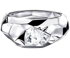 Designed by Jean Paul Gaultier, the Reverse Bangle plays with the theme of perfect imperfection. The rhodium-plated metal is sculpted to complement... Shop now