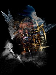 Creative Pin by..  !...Trapped - digital art