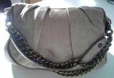 This item is unavailable Beige Color, Leather Handbags, Etsy Shop, Chain, The Originals, Vintage, Beige Colour, Leather Purses, Vintage Comics