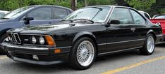 1987 E24 BMW M6