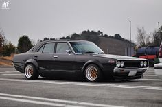 Nissan GC110 Skyline // at Nagoya