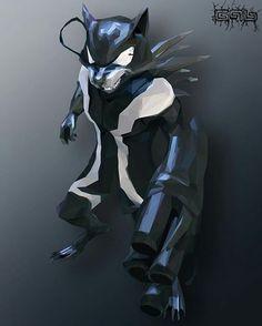 "@Regrann from @gabrielo96 - ""Aw what the hell I don't got that long a lifespan anyway... "" -Rocket Raccoon  #LowPoly #Art #Illustrator #Poligonal #Design #Graphic #Vector #Triangle #Gabrielo96 #bestvector #Marvel #marvelart #marvelcomics #MarvelUniverse #Marvelmovie  #marvelshots #RocketRaccoon #Venom #Costume #Symbiote #MarvelHeroes #GOTG #Groot  #Scary #SpiderMan #Creepy #Comics #Alien #Raccoon by mcg_venom"