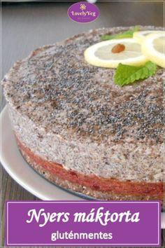 Vegan Life, Raw Vegan, Vegan Vegetarian, Raw Food Recipes, Gluten Free Recipes, Different Cakes, Raw Desserts, Going Vegan, Cake Cookies