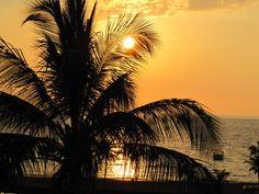 Sunset at Waikoloa, HI