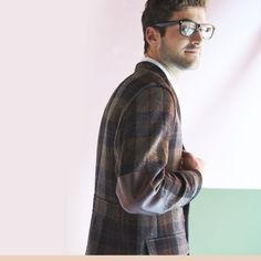Style school is in session – tweed blazers and thick-rimmed glasses started from the bottom, now they're the season's must-have pieces.