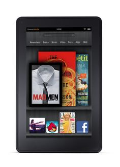 Kindle Fire... My birthday wish! And lucky me, hubby said he would buy it for me. :)