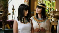 Ana and Nefertari