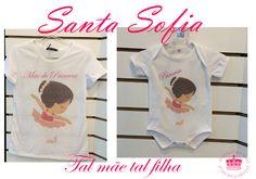 Moda Santa Sofia: Mamãe e bebê moda Santa Sofia
