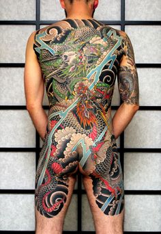 japanese tattoo | Tumblr