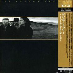 U2 - Joshua Tree - Super Deluxe Edition - Japan - UICI-9024 - 2 CD + DVD