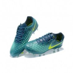 uk availability b7ded 30e88 Billig Nike Magista orden II FG Fotballsko For Herre Grønn Gul  playsoccer