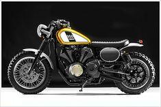 YAMAHA (Japan) Star Bolt Scrambler - Doc'sChops - Pipeburn - Purveyors of Classic Motorcycles, Cafe Racers & Custom motorbikes