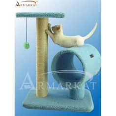 Armarkat Cat Tree Pet Furniture Condo Scratcher   B2501