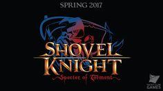 Os autores de Shovel Knights anteciparam um anuncio no The Game Awards 2016.
