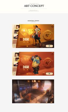 yunkyoung lee – Basketball Sports Mobile Game – Graffiti World Ar Game, Game Gui, Game Icon, Game Ui Design, Web Design, Game Interface, Interface Design, Reds Game, Match 3 Games
