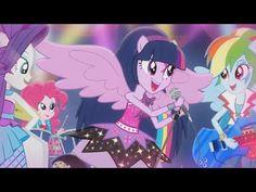 MLP: Equestria Girls - Trailer: Rainbow Rocks [HD]