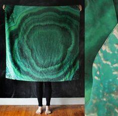 Cisthene silk scarf