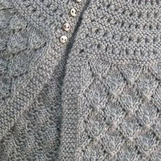 Lucille. Free pattern from The Fibre Company