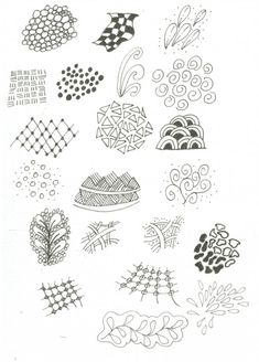 Zentangle... I have been doodling for years, and sometimes making doodles that originate in the center and explode outward... its nice to put my doodles to a name: zentangles and mandalas! Who would have known?!