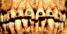 Mayan teeth