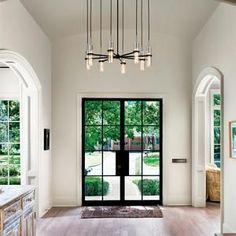 Modern Spanish Decor, Spanish Interior, Modern Colonial, Spanish Colonial Decor, Spanish Home Decor, Modern Rustic Homes, Small Modern Home, Modern House Design, Home Design