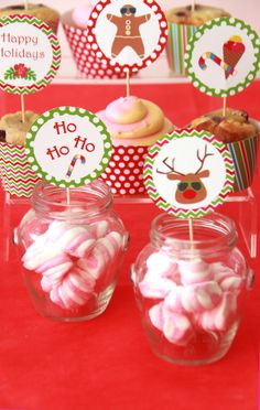 christmas in july party ideas summer christmas party decoration ideas by pixiebear party printables - Christmas Party Decorations Pinterest
