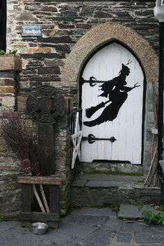 Museum of Witchcraft, Boscastle. North Cornwall.