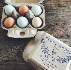 Egg Carton Stamp Design by SUBSTATION PAPERIE (@substationpaperie) Photo by @danyelleburkart