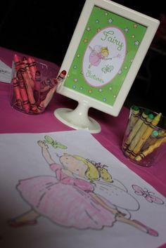 Activities at a Fairy Garden party #fairy #gardenparty
