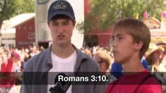 A Catholic and Evangelical try to explain the Gospel.  This is why you need to know what you believe.  Read the Holy Bible.  Take it in for real understanding.  https://www.youtube.com/watch?v=TkIACJ7x50U