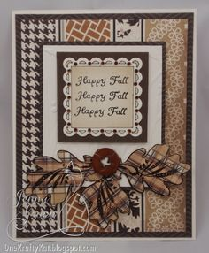 Prickley Pear Rubber Stamps:  CLR008 Pumpkin Clearly Beautiful Stamp Set