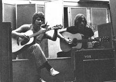 John Lodge and Justin Hayward