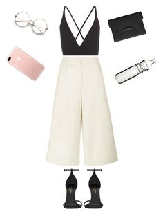 """""""Untitled #101"""" by andrea-rodriguez19 on Polyvore featuring Proenza Schouler, Traffic People, Yves Saint Laurent, Givenchy and Dot & Bo"""