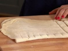 Simple Pizza Dough from CookingChannelTV.com