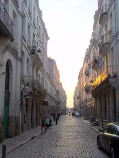 Nantes rue Kervegan