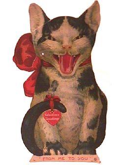 My Creepy Valentine Funny Valentine, Valentines Greetings, Vintage Valentine Cards, Vintage Holiday, Valentine Day Cards, Vintage Cards, Happy Valentines Day, Valentine Images, Vintage Clip