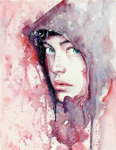 I love watercolor