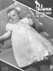 Patons 186 Vintage Baby Knits
