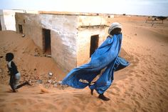 "africansouljah: "" Steve McCurry MAURITANIA. The Sahel. 1986. """