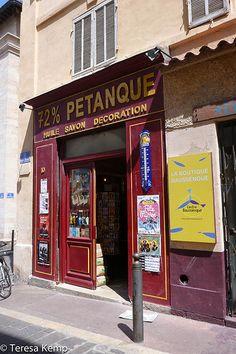 72% Petanque Provence, Boutique, Broadway Shows, Check, Color, Marseille, Colour, Boutiques, Aix En Provence