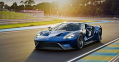 "Ford GT - The car is to be powered by a newly designed 3.5 liter twin-turbocharged EcoBoost V6 engine making over 600 hp (450 kW). According to Ford, ""the GT will exhibit one of the best power-to-weight ratios of any production car,"" thanks to its lightweight carbon fiber construction. Underpinning the GT is a carbon fiber monocoque bolted to aluminum front and rear subframes covered in carbon fiber body panels."