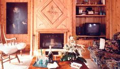 St. Moritz Chalet - All the warmth of wood - Dotti Interior Decoration