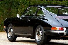 Porsche 912 coupe, 1966