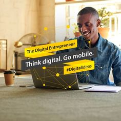 Think digital, go mobile at the MTN Masterclass