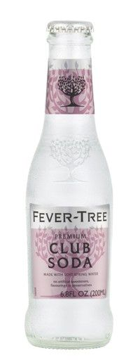 Fever-Tree Spring Club Soda, Glass Bottles (Pack of Using soft spring water, bicarbonate of soda and a high level of carbonation, Fever-Tree soda water has a delicate aroma, perfect for bringing out the best flavours of the finest whiskies. Drinks Med Gin, Grapefruit Vodka, Rose Sangria, Cocktail Mixers, Cocktail Making, Summer Cocktails, Glass Bottles, Vodka Bottle, Soda