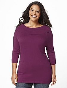 Plus size tops | Catherines